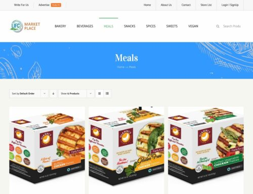 Small Food Manufacturers Find Success Online