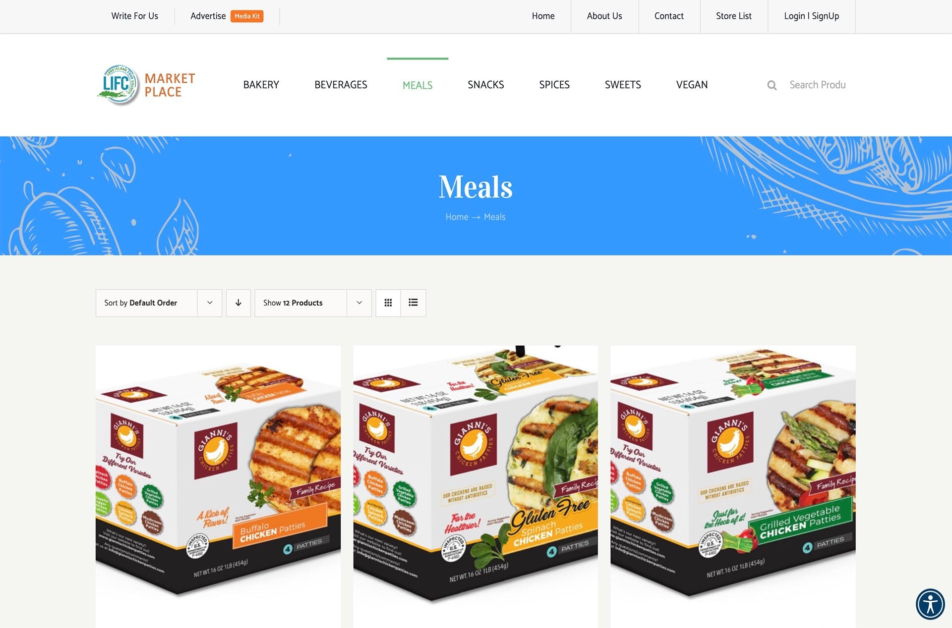 small food manufacturers finding success online
