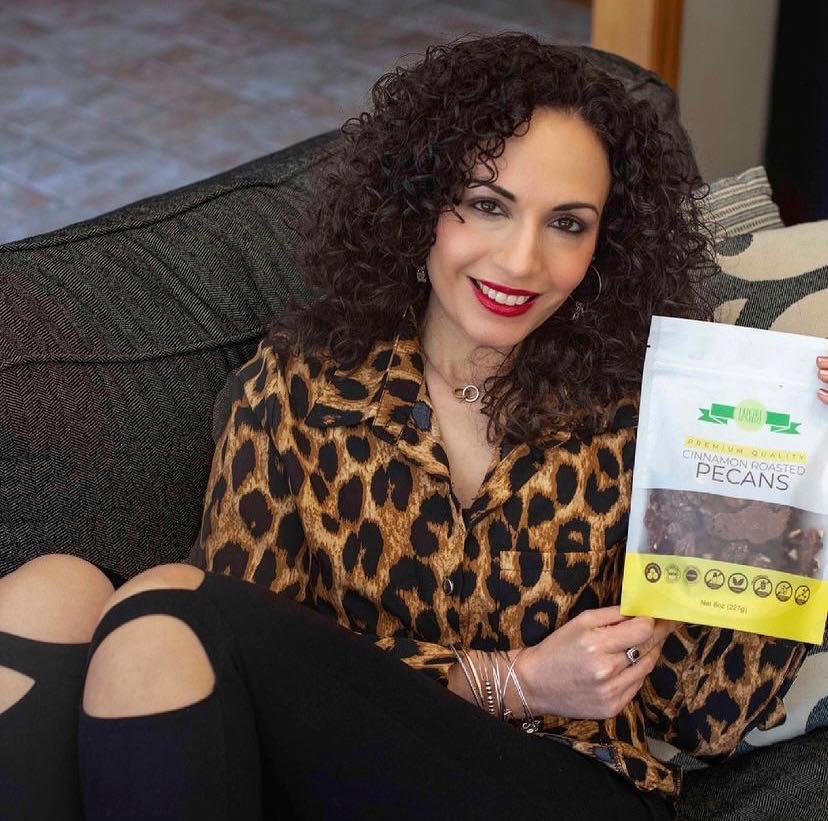 Lauren Rubin Founder of High&Miri