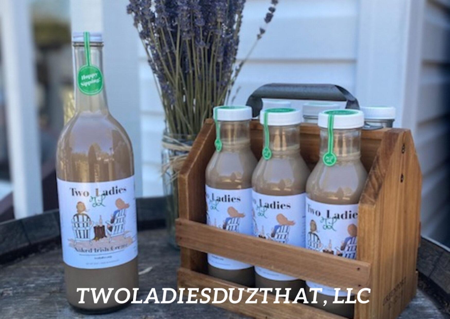 Two Ladies Naked Irish Creme