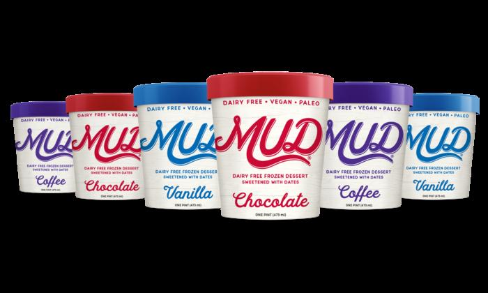 MUD Sampler Pack - Dairy Free Ice Cream with No Sugar Added