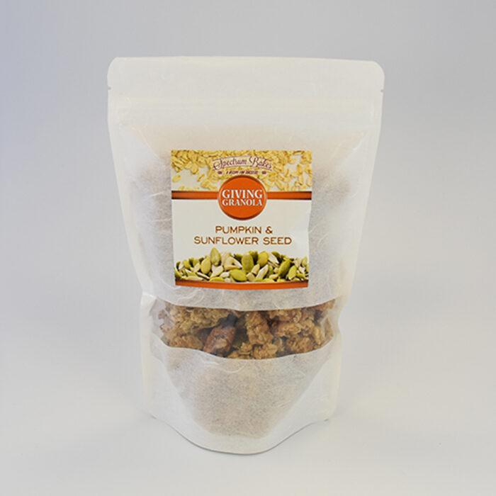 12 oz Pumpkin & Sunflower Seed Giving Granola